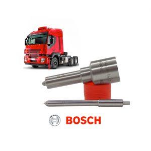 Bico Injetor Bosch 0433171937 - DLLA 145 P 1517 Aplicação Iveco Stralis Euro 5