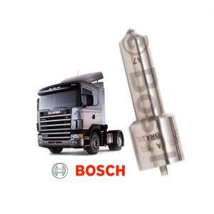 Bico Injetor Bosch 0433171575 - DLLA 150 P 847 - Aplicação Scania Série 4